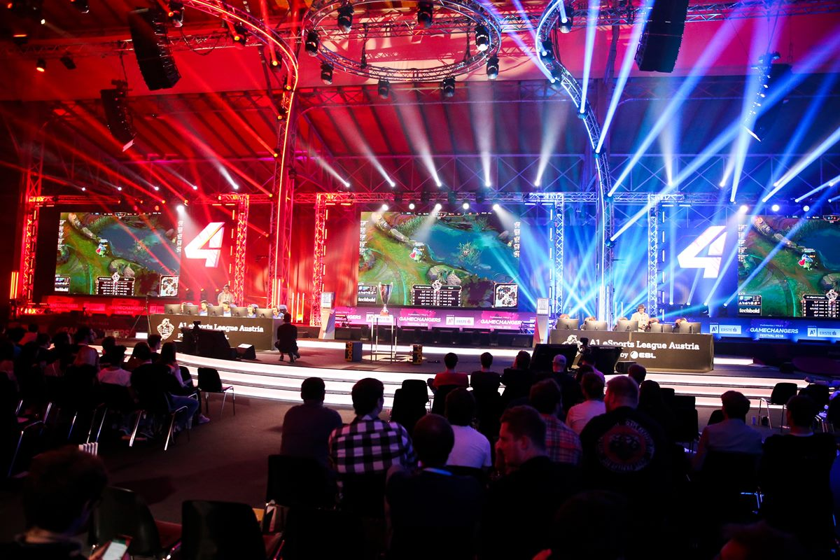 A1 eSports League Austria - powered by ESL