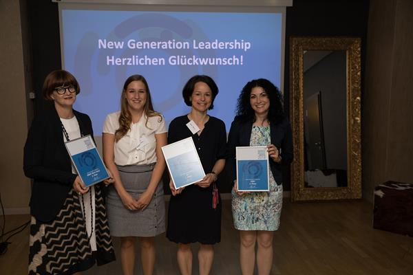 "A1 gewinnt trendence Employer Branding Award in der Kategorie ""New Generation Leadership"""